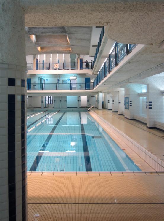 Cet ing nierie piscine des amiraux paris 18e 75 for Piscine des amiraux
